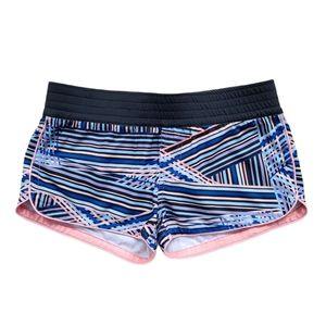 Matix Women's striped Athletic Shorts